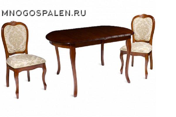 Стол VERONA купить в салоне-студии мебели Барселона mnogospalen.ru много спален мебель Италии классические современные