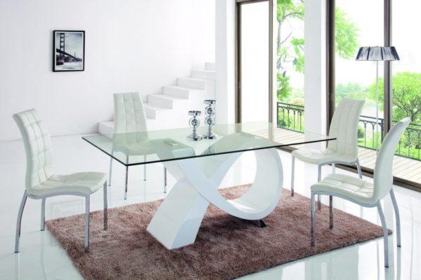 Стол HT0989 купить в салоне-студии мебели Барселона mnogospalen.ru много спален мебель Италии классические современные