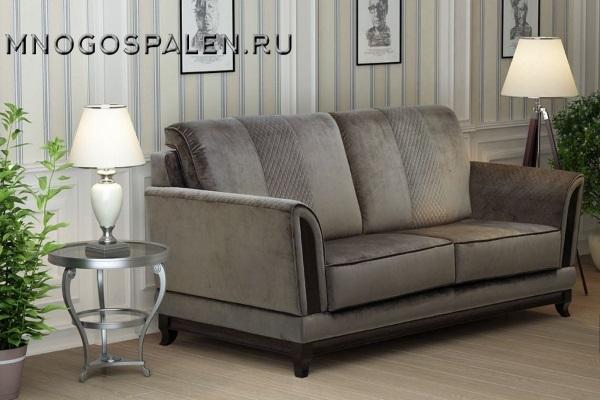 ДИВАН PALLADIUM купить в салоне-студии мебели Барселона mnogospalen.ru много спален мебель Италии классические современные