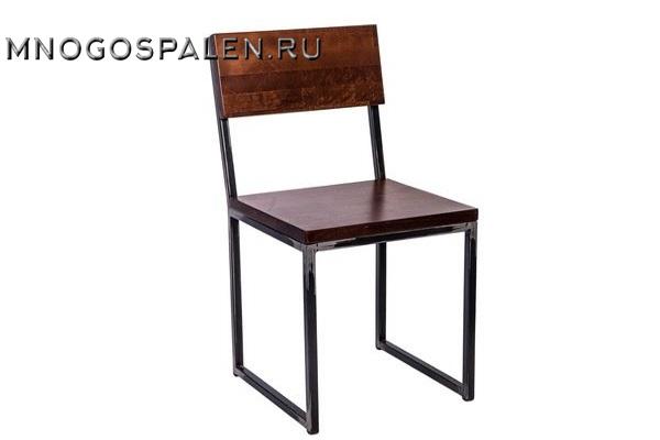 СТУЛ ЛОФТ КВАДРУМ купить в салоне-студии мебели Барселона mnogospalen.ru много спален мебель Италии классические современные
